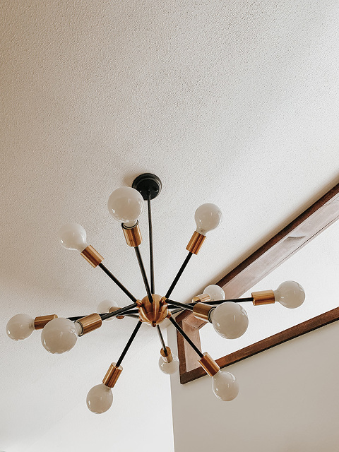 One Room Challenge, Week Four: Upgrading Our Lights