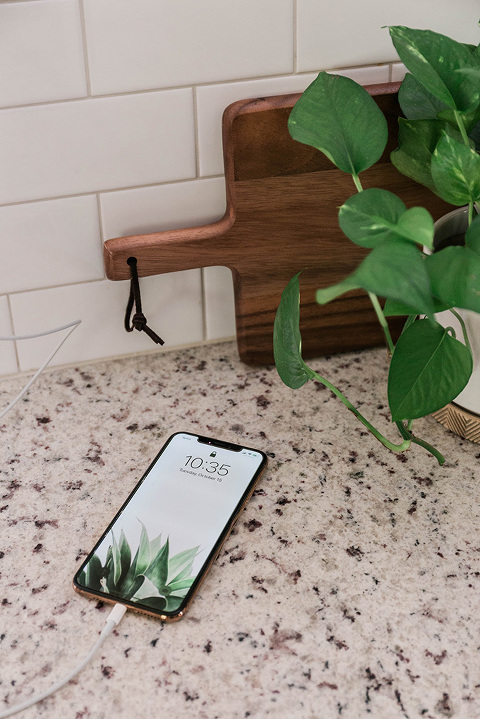 How To Install A Radiant Wireless Charger | dreamgreendiy.com + @LegrandNA #ad