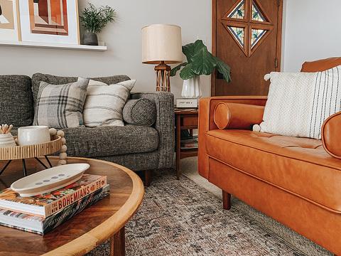 My Tips For Choosing New Furniture | dreamgreendiy.com + @inmod #ad
