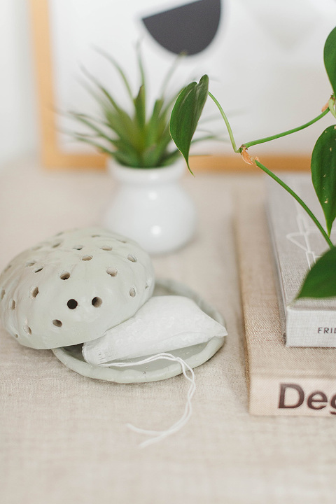 How to Make An Air-Dry Clay Diffuser