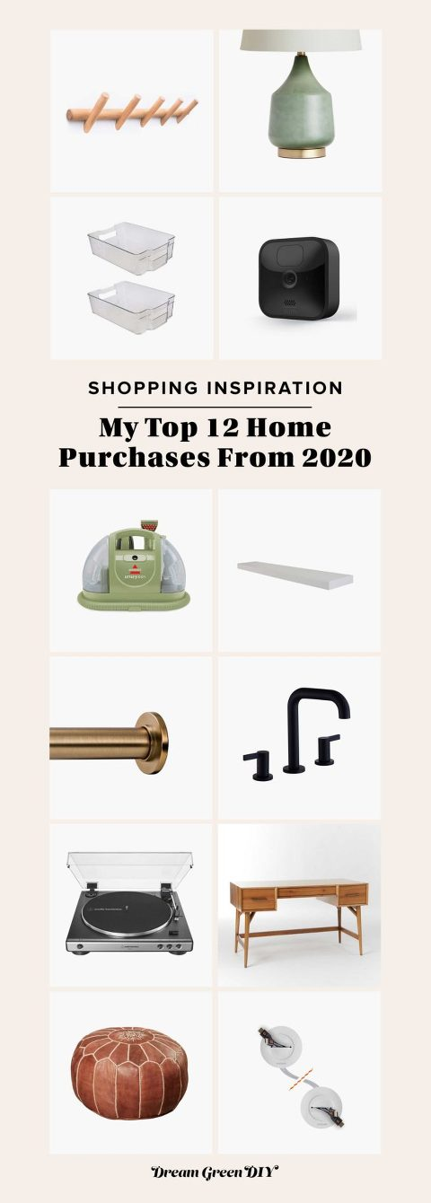 Top 12 Home Purchases From 2020