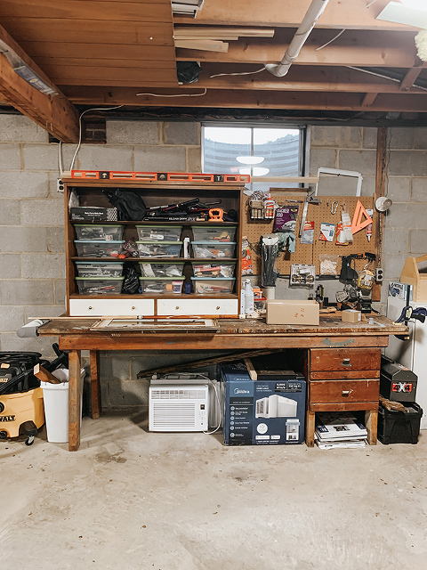 Customizing My DIY Projects Workbench