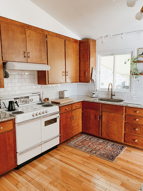 Swapping A Microwave For A Range Hood