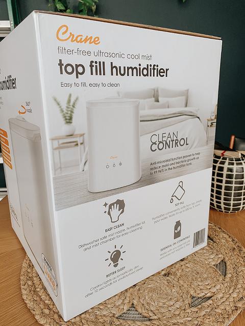 Why We Use Humidifiers Year-Round | dreamgreendiy.com + @CraneUSA #gifted #happyhealthyhumidity #Cranehumidifier