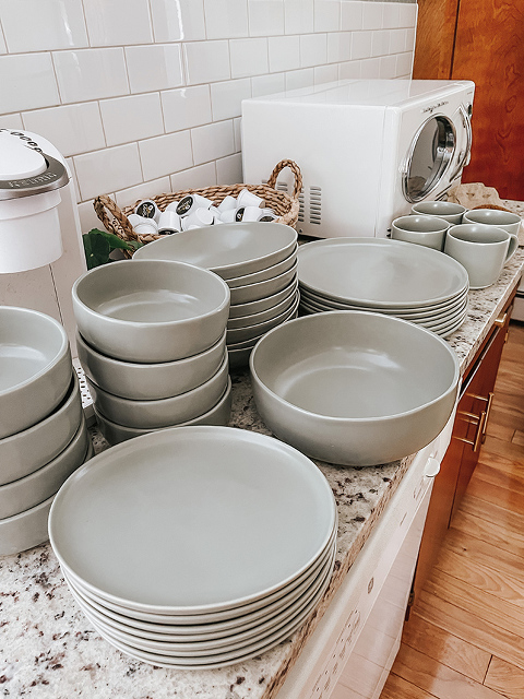 Our 10-Year Anniversary Tableware Upgrade