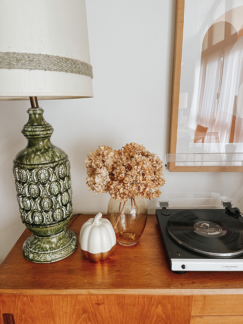 Easy Fall Dining Room Styling Ideas