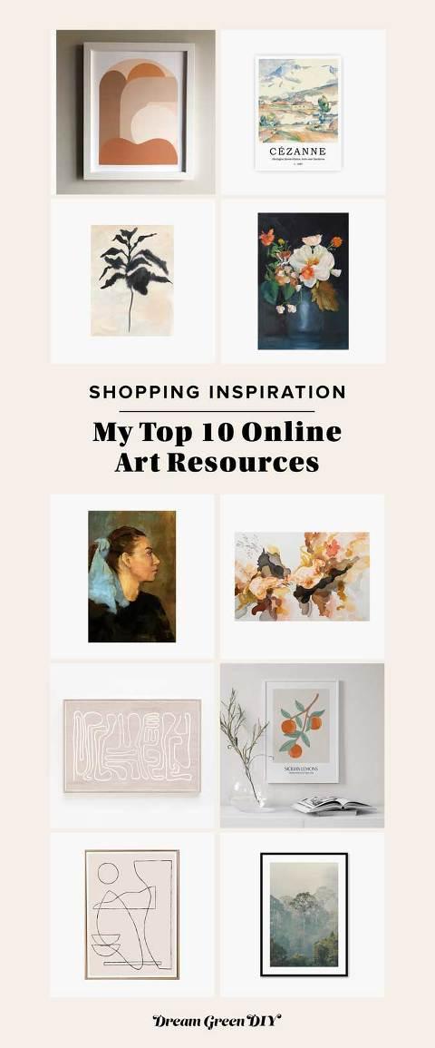 My Top 10 Online Art Resources