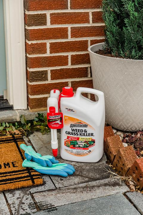 Our Curb Appeal Yard Essentials | dreamgreendiy.com + @lowes #ad